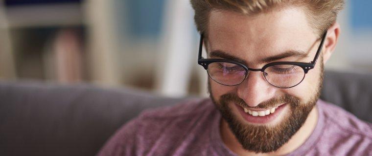 Beneficios de las gafas con cristal antirreflejante