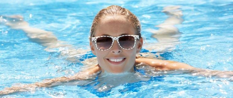Cuida tus ojos en verano