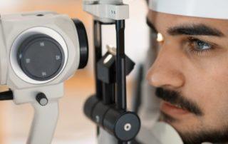 Cómo es un examen de fondo de ojo
